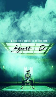 Agust D (Suga) - Naju ❤