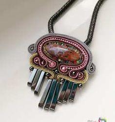Wisiorki sutasz ręcznie robione | Sklep internetowy Handmade Mała Fabryczka Duffy, Malaga, Bling, Pendant Necklace, Accessories, Jewelry, Fashion, Moda, Jewel