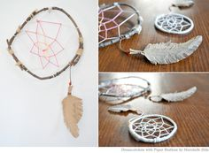 DIY Dreamcatchers