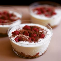 Tiramisu is one of the most popular desserts, not surprisingly. Layers of alcohol-soaked biscuit and mascarpone cream, it has to be boozy to cut through the richness of the mascarpone.