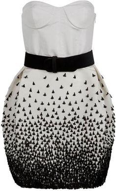 JASON WU/Nelaney Strapless Dress