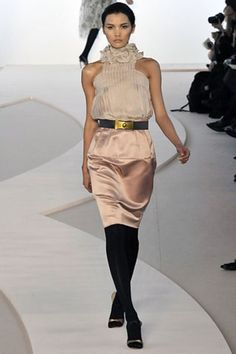 Valentino Fall 2008 Ready-to-Wear Collection Photos - Vogue