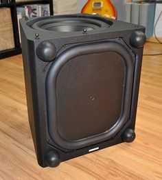 GoldenEar ForceField 5 Subwoofer - Bottom View