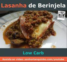 Tem vídeo novo no canal! . Nele mostramos como a gente faz uma deliciosa LASANHA #lowcarb com berinjela - perfeita para mostrar para quem ainda não acredita em como nosso estilo de vida pode ser super saboroso! . Tá lá em http://ift.tt/1RxCWAS . Depois conta para a gente o que achou! Ou comenta aqui embaixo o que VOCÊ gostaria de ver a gente fazendo no canal! . #senhortanquinho #paleo #paleobrasil #primal #lowcarb #lchf #semgluten #semlactose #cetogenica #keto #atkins #dieta #emagrecer…