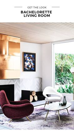 Get The Look: Bachelorette Living Room - Black Rooster Decor