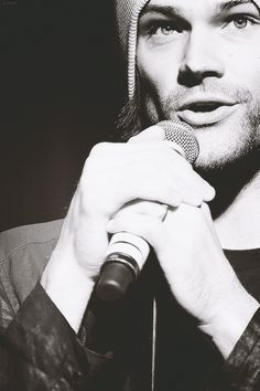 Jared. I love this man and I'm glad to see that he seems happier.