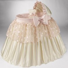Blossom Baby Bassinet by Heirloom