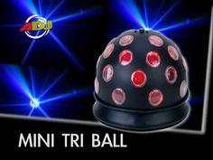 American DJ MINI TRI BALL