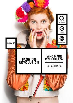 10 Fashion Revolution Day Events To Show Solidarity At | Brooklyn Fashion + Design Accelerator