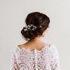 Loose Wedding Hairstyles 05 #weddinghairstyles