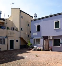 Mazzorbo Housing Project, 1979-1985, Giancarlo de Carlo