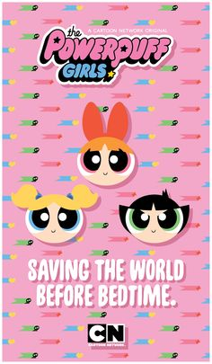 Fighting crime is kind of their thing. Don& miss The Powerpuff Girls, weekdays at on Cartoon Network! Kawaii Wallpaper, Girl Wallpaper, Cartoon Wallpaper, Girl Cartoon, Cute Cartoon, Super Power Girl, Powerpuff Girls Wallpaper, The Powerpuff Girls, Cn Cartoon Network