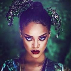 Rhianna for Harper's Bazaar China 2015 Rihanna 2015, Rihanna Fenty, Rihanna Vogue, Rihanna Makeup, Rihanna Fashion, Christina Aguilera, Aaliyah, Eye Color, Color Pop