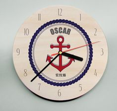 Forever stylish for that nautical theme. Personalise it to make it your toddlers own!
