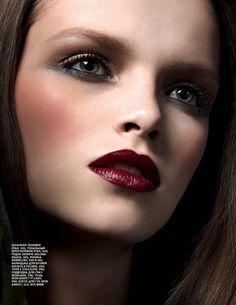 Vogue Russia - The House of Artist Mark Segal (Photographer) Charlotte Collet (Fashion Editor/Stylist) Marc Lopez (Hair Stylist) Peter Philips (Makeup Artist) Elsa Deslandes (Manicurist)