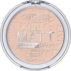 All Matt Plus Shine Control Powder 010