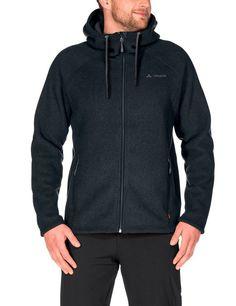Outdoor jacke mit fleece