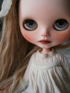 OOAK Custom Blythe Doll Sahara by GerakinaDolls on Etsy, €650.00