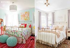 "A Refresh Of Our Favorite ""Child Client's"" - Bedroom 8 Years Later - Emily Henderson 