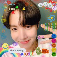 Jhope Cute, Bts Cute, Jung Hoseok, Bts Bg, J Hope Dance, J Hope Birthday, Taehyung, Bts Aesthetic Pictures, Twitter Layouts