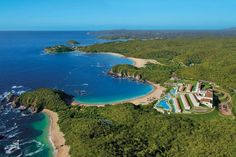 Luxurious Vacation to Secrets Huatulco Resort & Spa in Mexico
