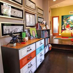 Contemporary Kids Photos Game Room Design Ideas, Pictures, Remodel, and Decor - page 3