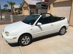Used 2002 Volkswagen Cabrio For Sale