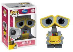 Wall-E Funko Pop Vinyl Bobbleheads