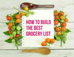 How To Build The Best Grocery List – Kayla Itsines