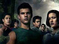 Alex Meraz, Kiowa Gordon, Taylor Lautner, Chaske Spencer, Bronson Pelletier, Tyson Houseman & Julia Jones