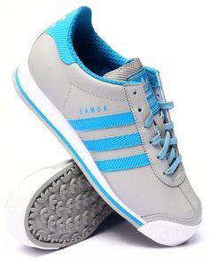 Adidas Women Samoa W Sneakers Grey