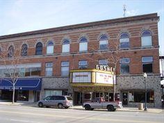 Iowa movie slater theater