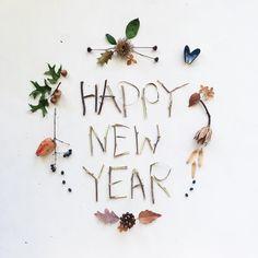 Happy New Year!   by Christine Alba