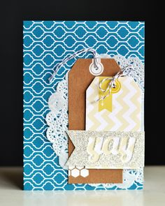 Love the everyday Occasions card kit