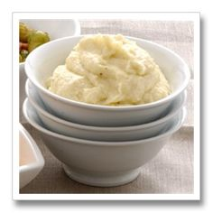 Dukan recipes you can stick with: Dukan Mashed Potatoes?