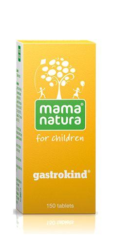 MAMA NATURA® - Gastrokind® gegen BAUCHPROBLEME