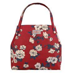 Crescent Rose Shoulder Tote   Tote Bags   CathKidston
