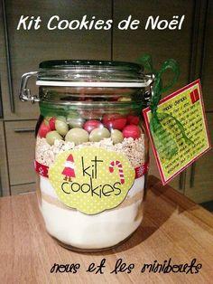 Kit Cookies de Noël