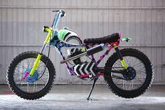 El-Solitario-Pop-Cycles-Punk-Custom-Honda-Cg-125