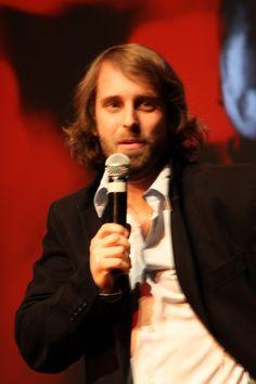 Filmmaker Alexandre Aja, director of HORNS starring Daniel Radcliffe. #TIFF13 Daniel Radcliffe, International Film Festival, Filmmaking, Toronto, Actors, Horns, Fictional Characters, Cinema, Horn