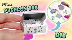 Hey guys! For today's miniature and polymer clay tutorial we're making a miniature DIY pusheen subscription box for dolls ^^ I chose to include 5 items (shir...