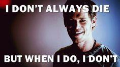 Klaus. The undead undead vampire. ♥