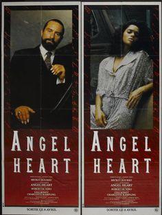 Angel Heart  Lisa Bonet Mickey Rourke and RD as the devil.