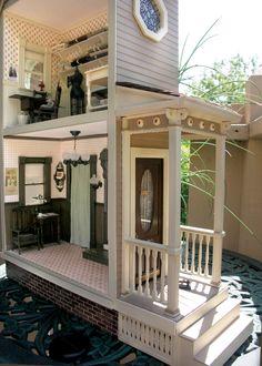 true2scale: seamstress shop | Dollhouse Miniatures | Printables, Tutorials, Inspiration