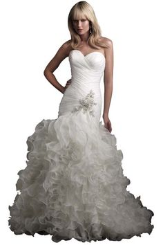 Dress by Allure Bridals