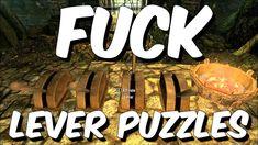 Fuck Lever Puzzles