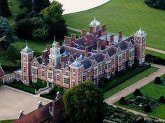 Blickling Hall, Norfolk England