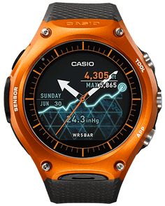 Casio WSD-F10