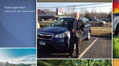 Dear Raymond Nuzzo   A heartfelt thank you for the purchase of your new Subaru from all of us at Premier Subaru.   We're proud to have you as part of the Subaru Family.