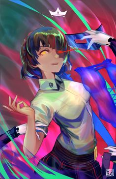 Persona 5 || Makoto Nijima